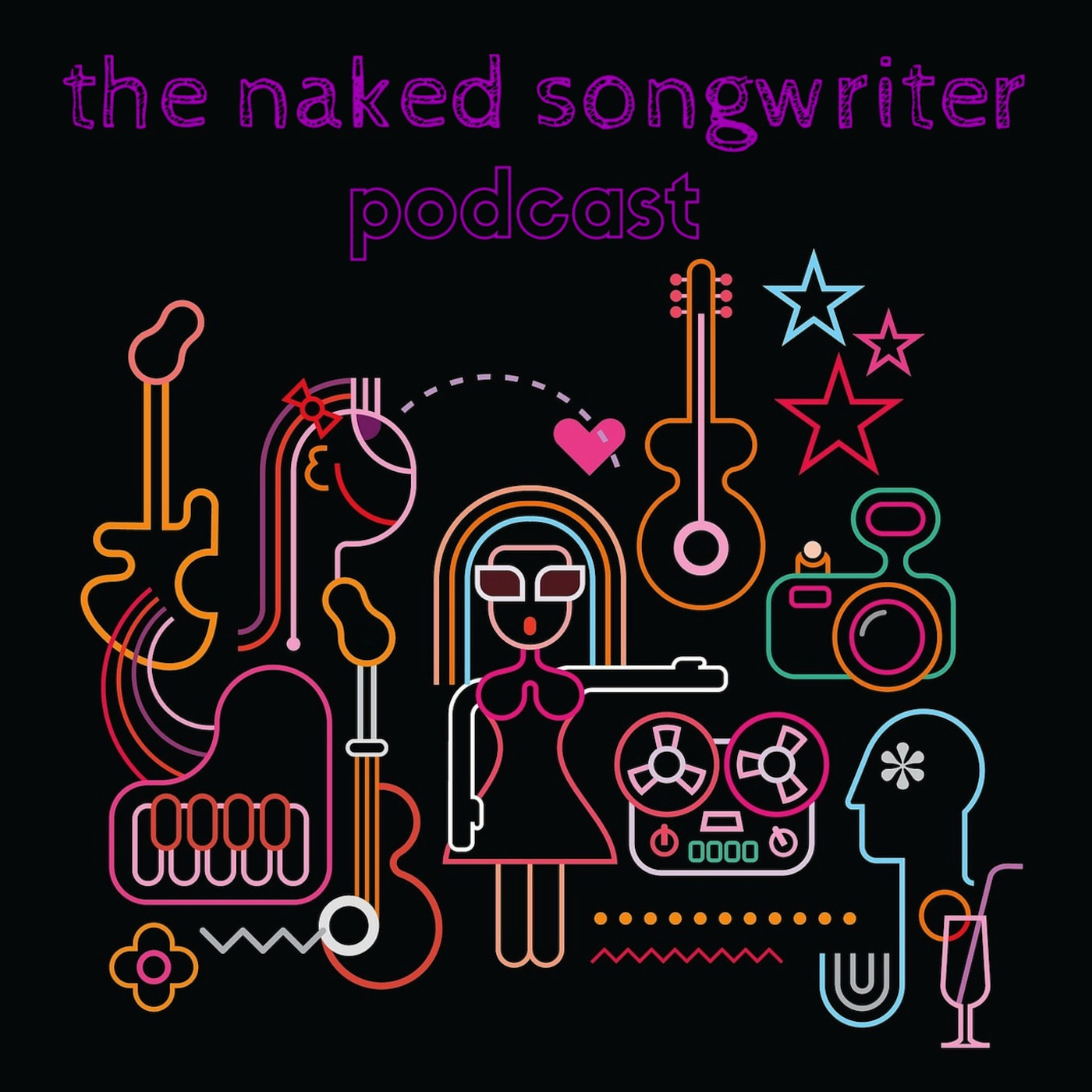 The Naked Songwriter